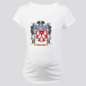Cullen Coat of Arms - Family Cre Maternity T-Shirt