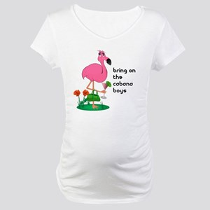 bachelorette_cabana10x10_apparel Maternity T-Shirt