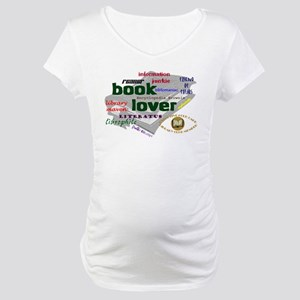 Book Lover Maternity T-Shirt