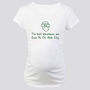Ho Chi Minh City leprechauns Maternity T-Shirt