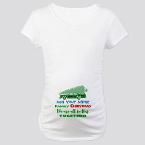 8d3975616 Funny National Lampoons Christmas Maternity T-Shirts - CafePress