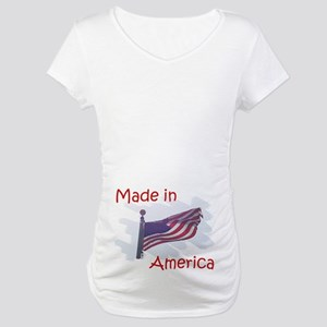 388d20f311c66 Fourth Of July Maternity T-Shirts - CafePress