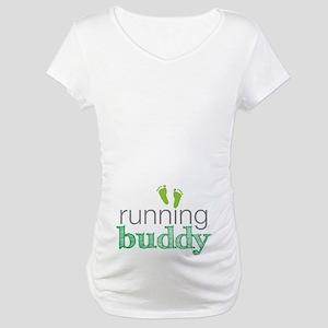 aec8aba2 Marathon Maternity T-Shirts - CafePress
