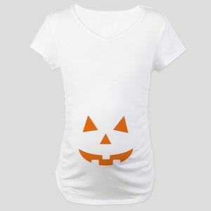 5bd2f85dc4b80 Jack O Lantern Maternity T-Shirts - CafePress