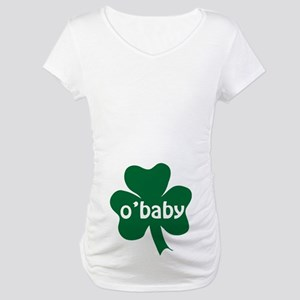 aadc9153f6fd1 Irish Baby Maternity T-Shirts - CafePress