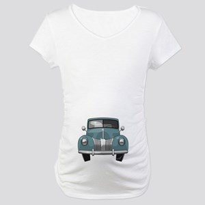 1940 Ford Truck Maternity T-Shirt