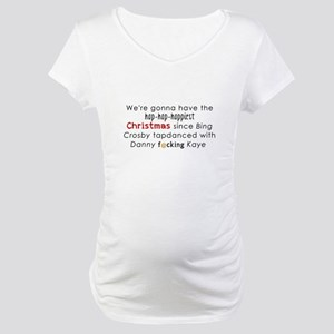 8235cc7c7 National Lampoon's Christmas Vacation Movie Maternity T-Shirts ...