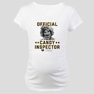 f7fb7d7ad423f Retro Candy Maternity T-Shirts - CafePress