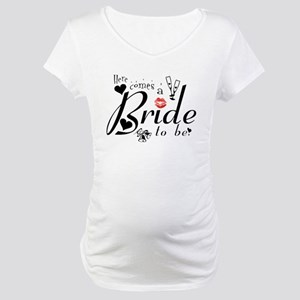 Bride-to-Be Maternity T-Shirt