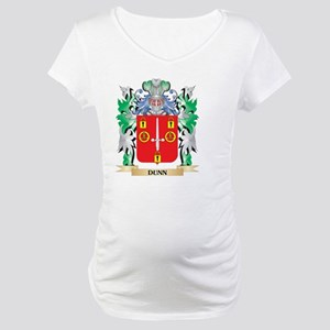 Dunn- Coat of Arms (Family Crest Maternity T-Shirt