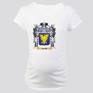 Dunn Coat of Arms - Family Crest Maternity T-Shirt