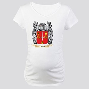 Dunn- Coat of Arms - Family Cres Maternity T-Shirt
