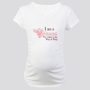 I am a Princess Maternity T-Shirt