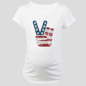 d03ac338a26e8 4th Of July Maternity T-Shirts - CafePress