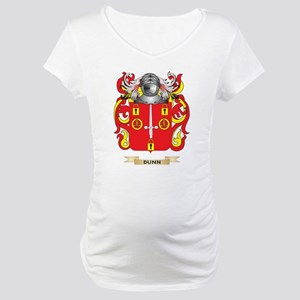 Dunn (Scotland) Coat of Arms Maternity T-Shirt