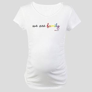 9783e95f1 Gay Pride Maternity Maternity T-Shirts - CafePress