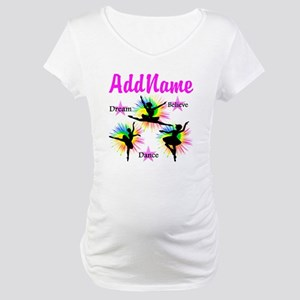 f38133ba Dance Maternity T-Shirts - CafePress