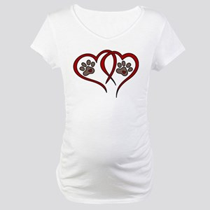 Puppy Love Maternity T-Shirt