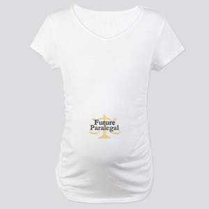 Paralegal Maternity T-Shirt