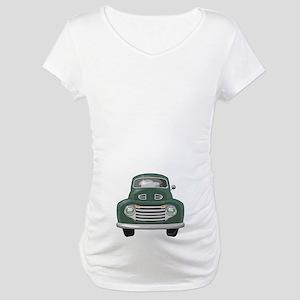 1950 Ford F1 Maternity T-Shirt
