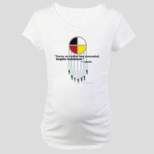 Natural Law Maternity T-Shirt