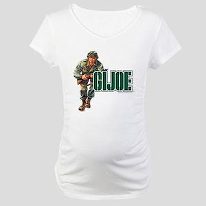 G.I. Joe Logo Maternity T-Shirt