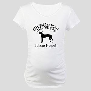 Feel Safe At Night Sleep With Ib Maternity T-Shirt