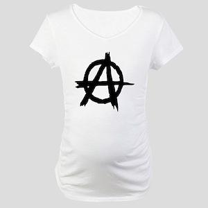 Anarchy Maternity T-Shirt