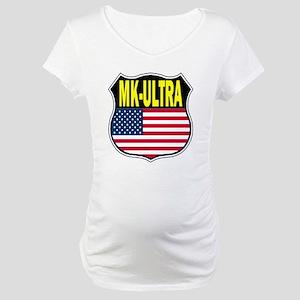 PROJECT MK ULTRA Maternity T-Shirt