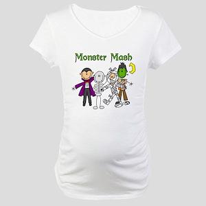 Monster Mash Maternity T-Shirt