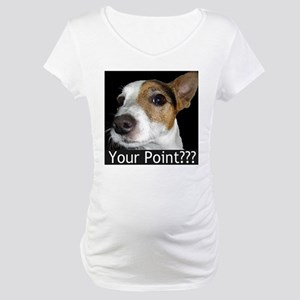 JRT Your Point? Maternity T-Shirt