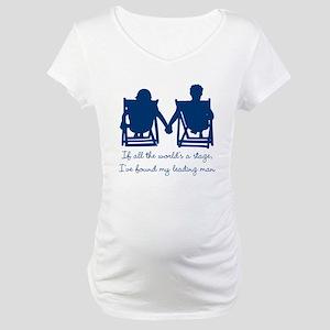Leading Man Maternity T-Shirt