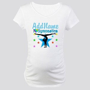 GYMNAST POWER Maternity T-Shirt