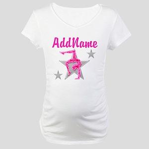 GORGEOUS GYMNAST Maternity T-Shirt
