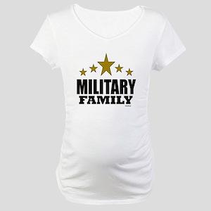 Military Family Maternity T-Shirt