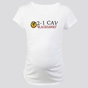 2nd Squadron 1st Cavalry Maternity T-Shirt