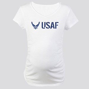 USAF: USAF Maternity T-Shirt