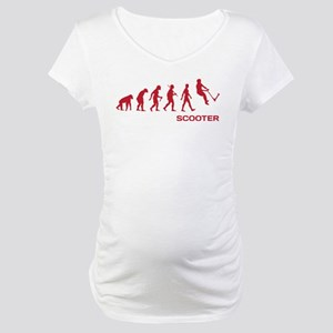 Darwin Ape to man Evolution Push Kick Scooter Mate