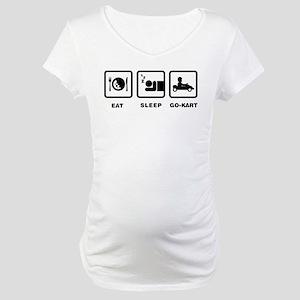 Go-Kart Maternity T-Shirt