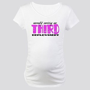 cp 3rd deply Maternity T-Shirt
