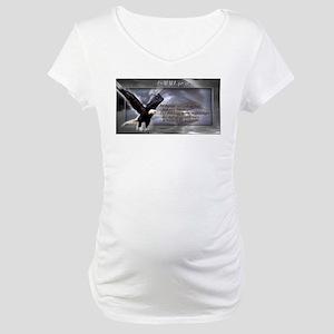 ISAIAH 40:31 Maternity T-Shirt