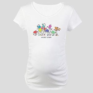 Micro Staph Maternity T-Shirt