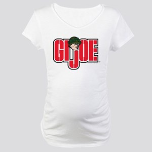 GI Joe Logo Maternity T-Shirt