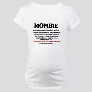 MOMBIE - CAFFEINE Maternity T-Shirt