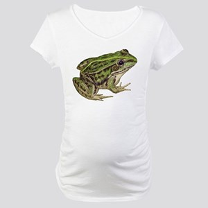 Frog Maternity T-Shirt