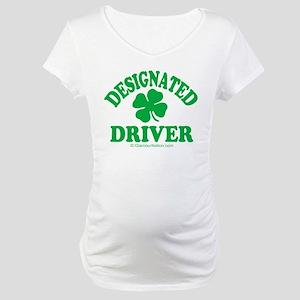 Designated Driver 1 Maternity T-Shirt