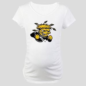 Wichita State WuShock Maternity T-Shirt