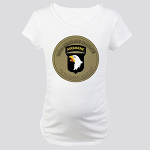 101st Airborne Screaming Eagles T-shirts Maternity