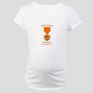 Agent Orange Maternity T-Shirt