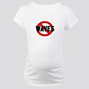 Anti waves Maternity T-Shirt
